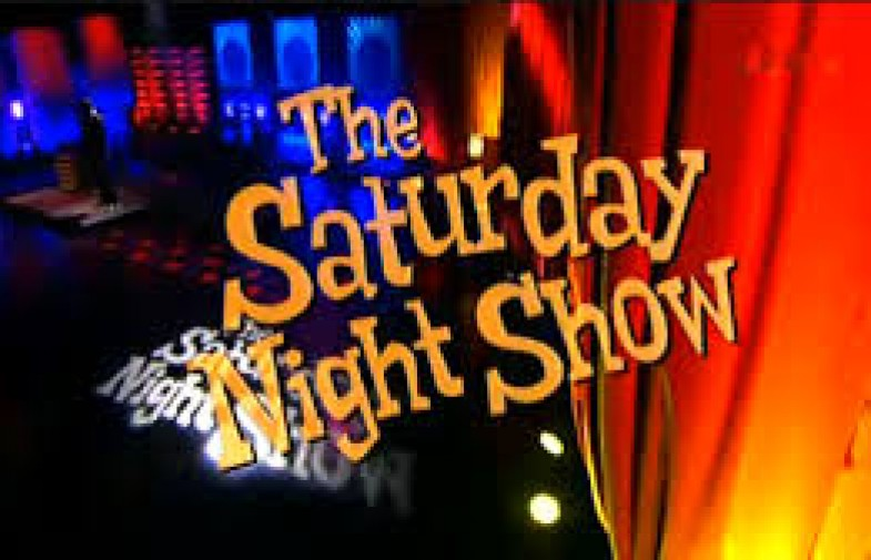 """Adam appears on """"The Saturday Night Show"""""""