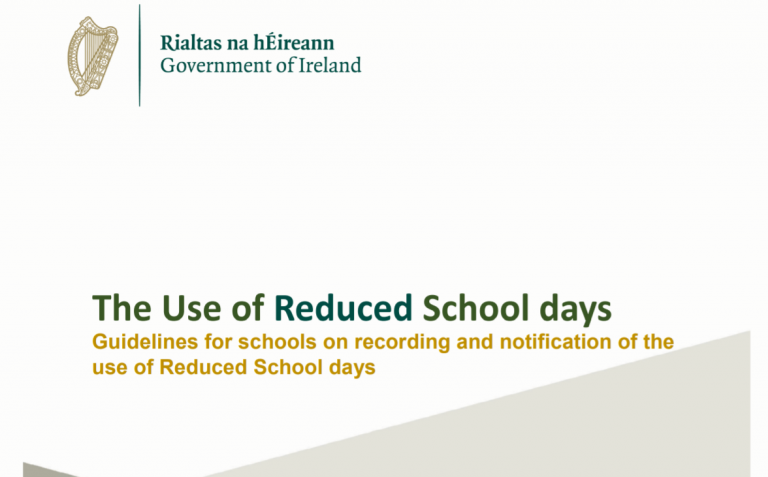 Reduced School Timetables